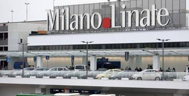 Ncc aereoporto Linate Milano